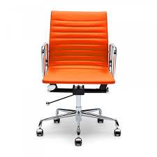 Marvelous Design Inspiration Orange fice Chairs Brilliant Orange