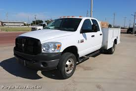 2008 Dodge Ram 3500 Quad Cab Utility Bed Pickup Truck | Item... Dodge Ram 3500 Reviews Research New Used Models Motor Trend Tdy Sales 52891 Black 2012 Laramie Longhorn Mega Cab Truck Crew White 12k Miles Diesel 1997 Dodge Ram 4x4 Madison Cummins 12v Diesel 5 Speed Trucks Sale Car Autos Gallery 2007 4x4 Lifted On Alcoa 225 For Heavy Duty In Hillsboro Or 2017 Overview Cargurus For Sale 1995 Slt Laramie 59 Turbo