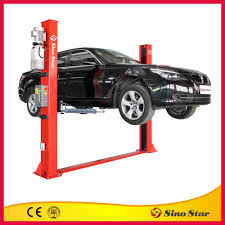 2 Post Car Lift Low Ceiling by Ez Car Lift Ez Car Lift Suppliers And Manufacturers At Alibaba Com