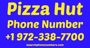 Pizza Hut Number