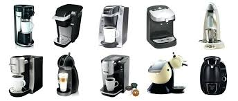 Single Cup Coffee Makers Reviews Image Of Mr Brewer