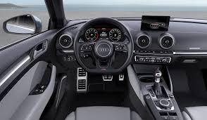 interieur audi a3 s line audi a3 familie tdi sedan cabriolet sportback s3 tfsi
