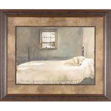 After Andrew Wyeth Offset Lithograph On Paper
