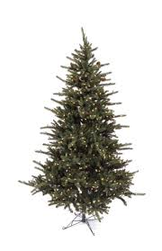 Waverly Curtains Christmas Tree Shop by 7 5 U0027 Pre Lit Mixed Pine Artificial Christmas Tree With Pinecones