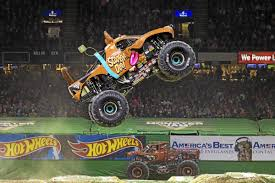 100 Monster Truck Oakland Fans Of Detroit Jam Excited To See Haley Gauley And