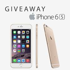 Last Day Apple iPhone 6S Giveaway Win a Free iPhone 6S