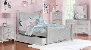 Full Size Teenage Bedroom Sets 4 5 & 6 piece Suites