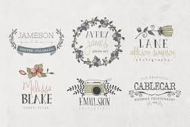 Drawn Logo Vintage