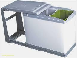 poubelle design cuisine poubelle tri selectif cuisine inspirations et étourdissant