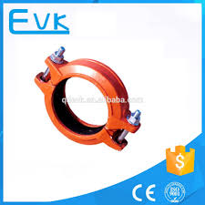 Dresser Couplings For Ductile Iron Pipe by List Manufacturers Of China Ductile Iron Pipe Coupling Buy China