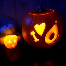 Downloadable FoodThemed Stencils For Pumpkin Carving
