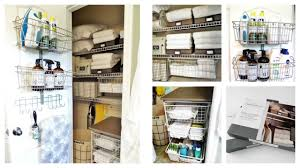 Linen Closet Organization Ideas | Dollar Tree + TARGET + Marshalls ... Bathroom Kitchen Cabinets Fniture Sale Small 20 Amazing Closet Design Ideas Trendecora 40 Open Organization Inspira Spaces 22 Storage Wall Solutions And Shelves Cute Organize Home Decoration The Hidden Heights Height Organizer Shelf Depot Linen Organizers How To Completely Your Happy Housie To Towel Kscraftshack Bathroom Closet Organization Clean Easy Bluegrrygal Curtain Designs Hgtv Organized Anyone Can Have Kelley Nan