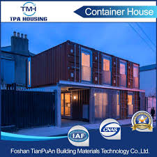 100 Shipping Container House Kit China Low Cost Fast Food For Sale