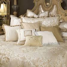 Michael Amini Luxembourg Luxury Bedding Set CMW Sheets & Bedding