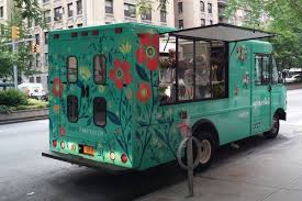 Uprooted Flower Truck Is New Yorks Curbside Florist