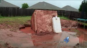 Update: More Storm Shelters Float Out Of The Ground | KFOR.com Uerground Slope Front Concrete Storm Shelter F5tested Atsa Oklahoma Shelters Prices Start At 2400 Fancing 075 Installation Time Lapse Video Tornado I Think Need A Hobbit Hole Tornado Shelter In My Backyard Why Many Oklahomans Turn Down Storm Rebates Kforcom Keep Your Family Safe Youtube Life Pod 8 Ft X 7 14 Person Update More Shelters Float Out Of The Ground Tour An Installed Huntsville Room Mandates Remain Rare States Sharon Marie Davis Author Surviveastorm Page 12 15
