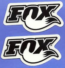 Buy Fox Shocks Racing Decals Stickers Set Of 2 Dirt Bike Motorcycles ... Fox Racing Head Chrome Thermal Diecut Sticker Chapmotocom Heritage Decal Kits Fox Stickers For Car Windows Motocross Decals Shox Fork And Shock Kit Red Head 3 Sticker Imported Pins Patches Stickers Peek A Boo Decal Ami Grn Head 7 Inch Foxracingcom Official 36 Float Set 2017 Fanatik Bike Co B Stop 83 Street For Cars Mossy Oak Camo 85x10 Window Full Color