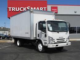 100 16 Ft Box Truck 2017 ISUZU NPRHD EFI FT BOX VAN TRUCK FOR SALE 11363