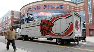 100 Meyers Truck Sales The Bears Take 12000 Pounds Of Equipment With Them When They Travel