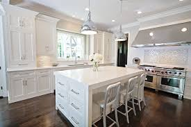 industrial pendant lights kitchen transitional with chrome bar