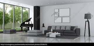royalty free photo 25546372 modern living room with sofa