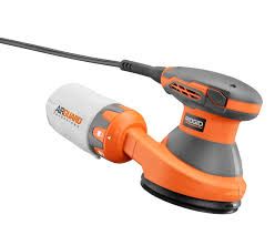 Ridgid Tile Saw R4020 by Electric Sander Random Orbital With Dust Collection System
