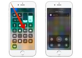 Learn to Use Apple TV Remote from iOS 11 Control Center