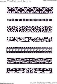 Best 25 Tribal Armband Tattoo Ideas On Pinterest
