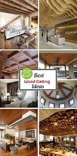 100 Wood Cielings 25 Best Ceiling Ideas To Add Charm To Your Home
