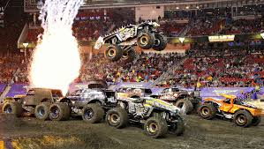 100 Biggest Monster Truck Discounted Tickets To Jam