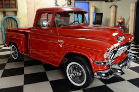 1957 GMC Custom Pickup Pickup Truck Oldtimer For Sale-EN 1957 Gmc 150 Pickup Truck Pictures Halfton Panel 01 By Darquewander On Deviantart Rm Sothebys Series 101 12ton The 4x4 Volo Auto Museum Mag Wheels Day Bring The Wife In Project 100 Jimmy Hot Rod Network 1956 Pick Up Rat Chopper Bobber Hauler 1958 2014 Redneck Rumble Youtube Heartland Twitter So As You Can See Tys Classic Stepside Show Truck Resto Mod Ncours De Elegance Happy 100th To Gmcs Ctennial Trend