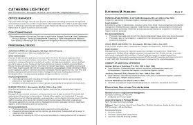 Resume Office Administrator Sample In Simple Yet Effective Examples For Manager Dental School Samples Construction Company