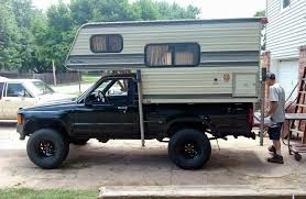 Pickup Tent Trailer & Off-Road Adventures - Truck C&er Magazine