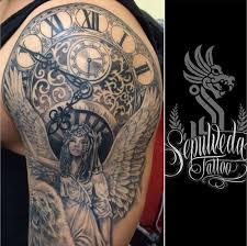 Photo Of Sepulveda Tattoo