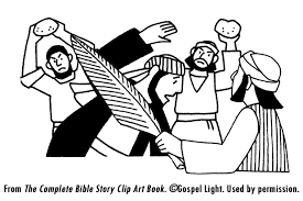 Bible Coloring Pages Paul And Barnabas