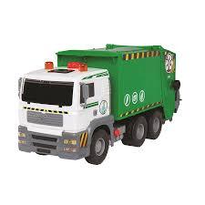 FAST LANE - Pump Action Garbage Truck | Toys