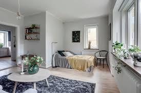 wohn und schlafzimmer trennen einrichtungsideen für nischen