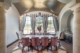 Clean European Vanguard Studio Inc Vaulted Ceiling Living Room Design Ideas