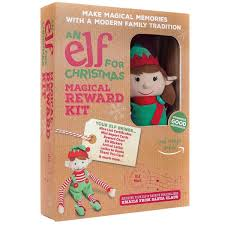 An Elf For Christmas Girls Reward Kit Childrens Art Craft Toy