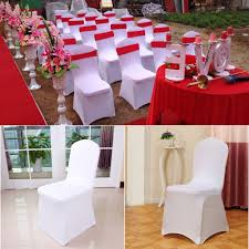 Modern Wedding Chair Covers Spandex Universal Stretch Hotel Dining Housse  De Chaise Party Meeting Chair Cover L E 5pcs Modern Wedding Chair Covers Stretch Elastic Banquet Party Ding Seat Hotel White Wedding Chair Hoods Hire White Google Search Yrf Whosale Spandex Red Buy Coverselegant For Wdingsred Rooms Amazoncom Kitchen Case Per Cover Covers Ding Slipcovers Protector Printed Removable Big Slipcover Room Office Computer Affordable Belts Sewingplus Dcor With Tulle Day Beauty And The Cute Flower Prosperveil Pink And Black Innovative Design Ideasa Hot Item Style Event Sash
