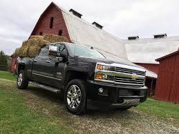 2016 Chevrolet Silverado 2500 HD High Country Review • AutoTalk