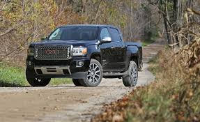 100 Full Size Truck Reviews 2019 GMC Canyon GMC Canyon Price Photos And Specs Car