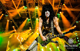KISS At The Toyota Center Photo MIke Baltierra