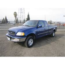 1996 Ford F150 Extended Cab 4x4 Pickup Truck