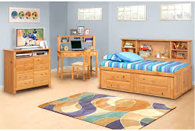 captains bed with trundle ideas creative loft bed design