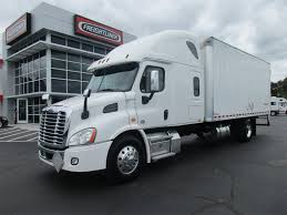 100 Expeditor Truck 2016 Freightliner Cascadia 113 TUCKER TRUCK SALES LEASING