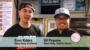 Señor Sisig Food Truck: Check, Please! Bay Area Review - YouTube San Francisco Off The Grid Un Plaza Seor Sisig Filipino Fusion Food Truck Check Please Bay Area Review Youtube The History Of Franciscos Filipinomexican Journeyleaf Life A Page At Time Trucks 5 Questions With Seor Sig Eat Tacos Sf I Love Eats From Your Block To Mine On Best Image Kusaboshicom Senorsigtruck Hash Tags Deskgram