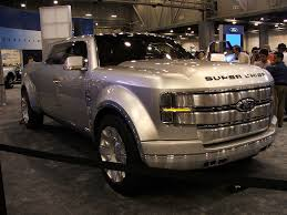 100 Ford Concept Truck F250 Super Chief Wikiwand