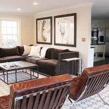 gray leather sectional design ideas