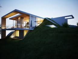 100 House Earth Beautiful By Molos Group
